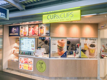 CUP&CUPS阪急塚口駅店